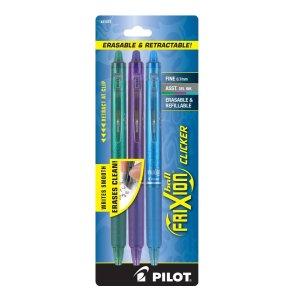 Pilot 可擦彩色中性笔套装 73色