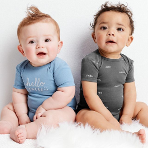 50% Off + Extra 30% Off $50+ & Spend Fun CashEnding Soon: Carter's All New Little Baby Basics