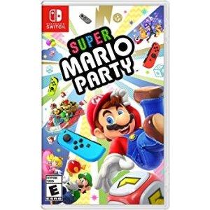 NintendoSuper Mario Party
