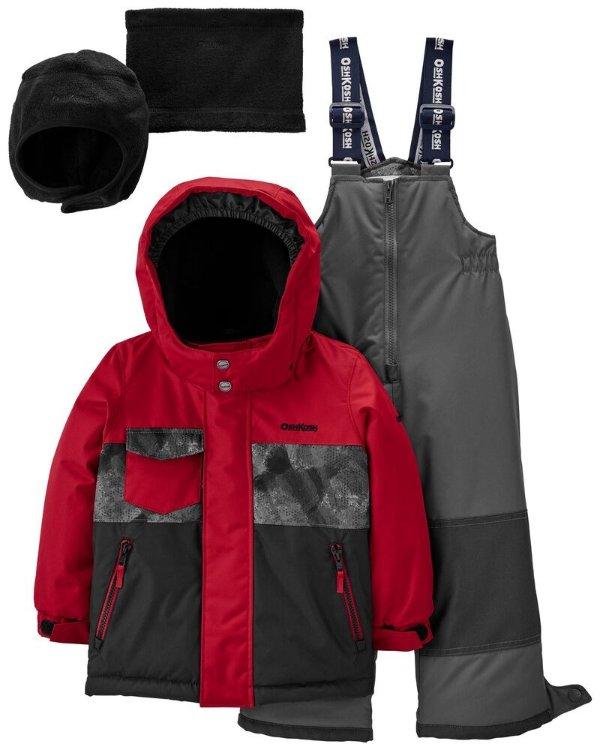 滑雪服套装