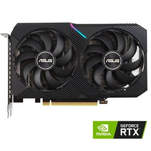 ASUS Dual GeForce RTX 3060 OC Edition 12GB 显卡