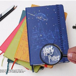 £12起收魔法世界的入场券Moleskine X Harry Potter 限量版手账本降价啦