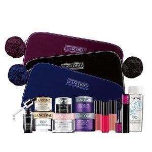 每满$150减$15+送最高2重豪礼Lancôme 美妆护肤品热卖 收小黑瓶,粉水