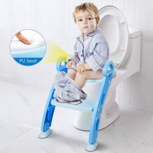 €23.41 (原价€66.99)Amzdeal 训练马桶圈 适合1到7岁的儿童