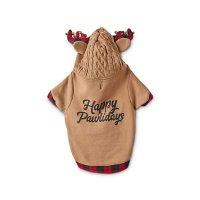 Holiday Tails 宠物连帽衫