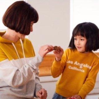 童装满$60享8折+包邮H&M 亲子装特卖 亲子 为家庭增添更多欢乐