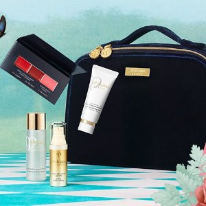 满额送封面5件套Cle de Peau Beaute官网 美妆护肤品热卖 收超值套装