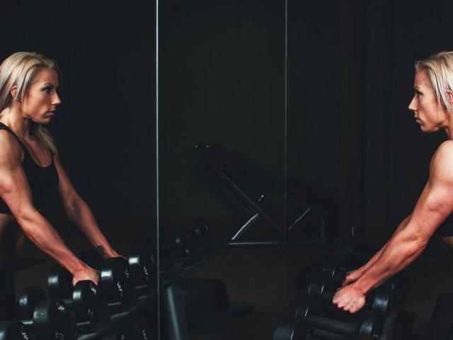 我的健身之路,坚持运动,重塑体态