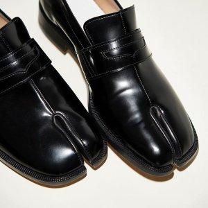 正价8.5折 £374收分趾鞋解构大师Maison Margiela 大促回归 海岛爷还是那个设计鬼才