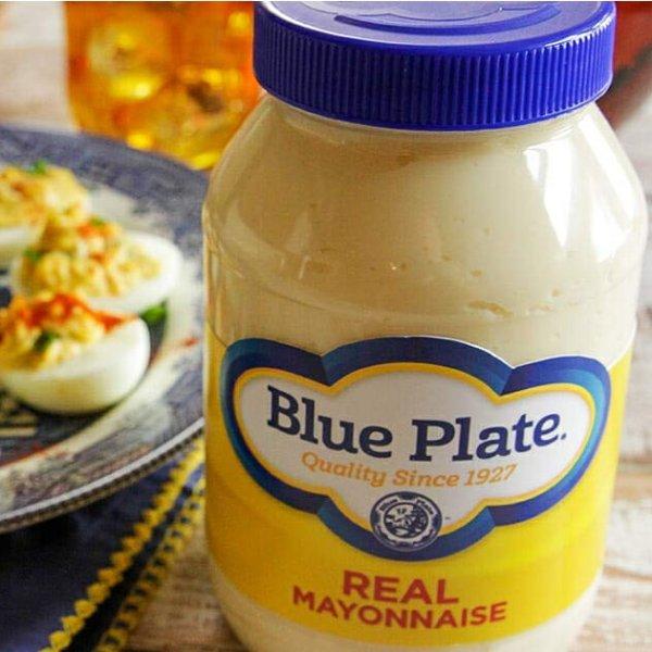 Blue Plate 蛋黄酱 30oz