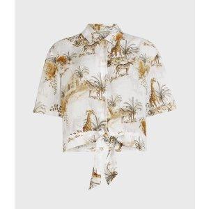 ALLSANTSLeni Tajpur衬衫