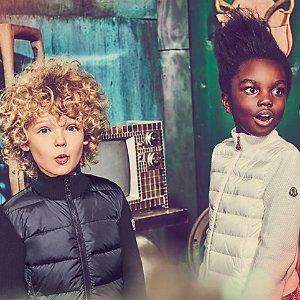 9折 无税Barneys New York 儿童服饰玩具促销 收加鹅、Moncler