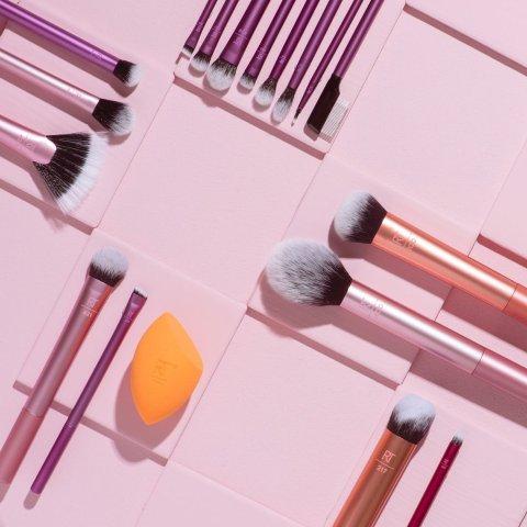 5.3折起 美妆蛋平均€2.02/个Real Techniques 平价美妆工具中的大佬 超值收化妆刷、美妆蛋