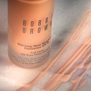 精选8折 还有全新高光口红 限量版套装即将截止:Bobbi Brown 精选美妆产品折扣热卖 收粉底液 眼线胶笔