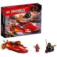 Lego Ninjago Katana 幻影忍者火元素飞船