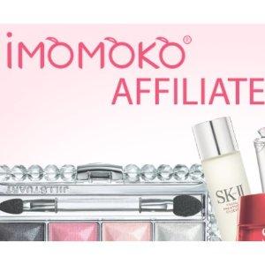 Up to 55% offBeauty Products @ iMomoko
