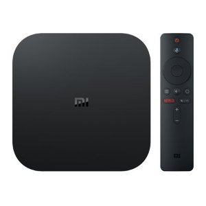XiaomiMi Box S 4K HDR Android TV with Google Assistant Remote Streaming Media Player