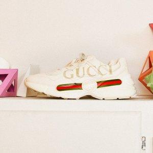 定价优势 Gucci乐福鞋立减$200SSENSE 定价优势专场,双G腰带$340