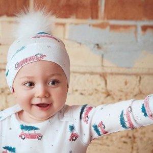 低至3折+额外8折Petit Lem 可爱儿童睡衣折上折特卖