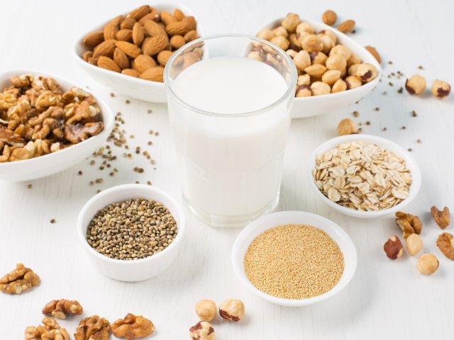 豆奶,燕麦奶,杏仁奶,腰果奶。。。...