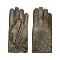 Bottega Veneta 皮质手套
