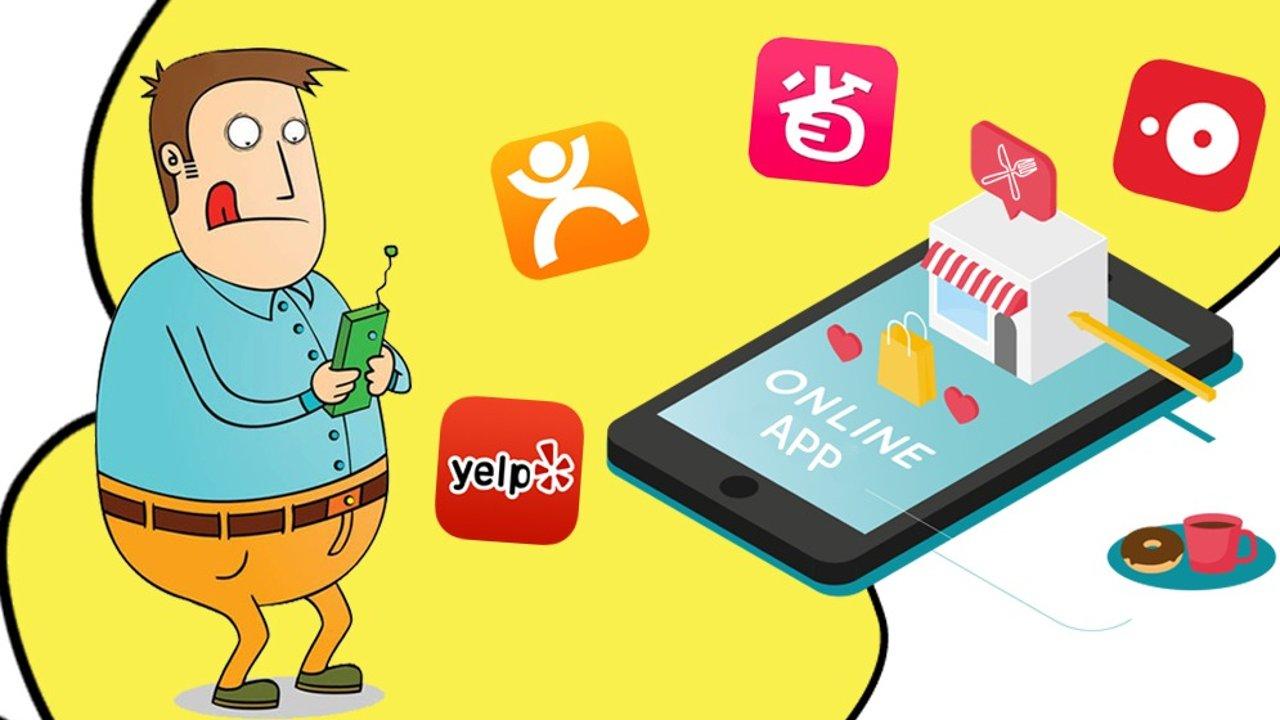 12个美食app吐血推荐,各国yelp大比拼!出门吃喝不踩雷
