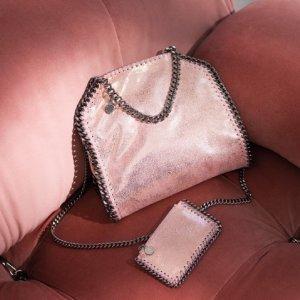 低至7折 £412收经典链条包Stella Mccartney 美包美鞋热促 链条包款式超多