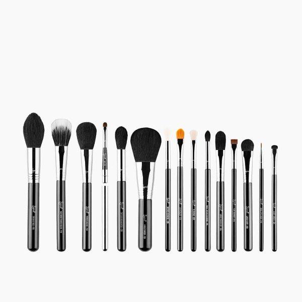 Sigma 化妆套刷促销 专业套刷15只超好价收