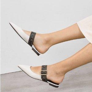 $49收封面网红新款平底鞋新品上市:Charles & Keith 春夏美鞋、美包开售