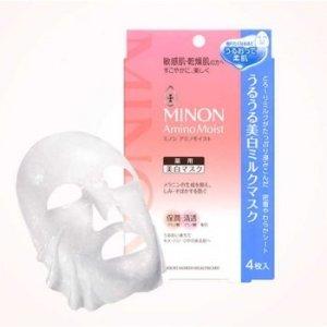 Minon氨基酸美白面膜