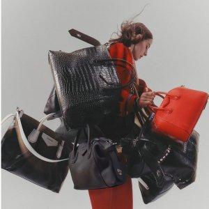 低至4折+部分额外9折Cettire 大牌美包专场  香芋紫燕子包$200+,Prada尼龙包$323