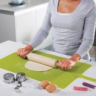 Joseph Joseph 20097 Roll-Up Non-Slip Silicone Pastry Mat