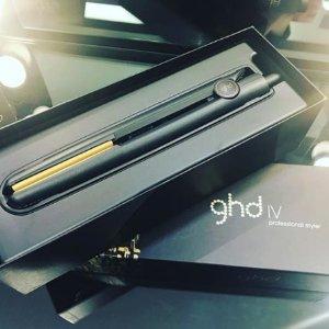 低至9折 送护发喷雾GHD IV 美发直板夹套装折扣热卖