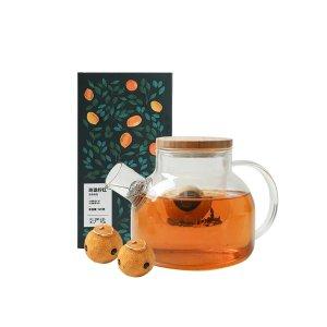 【中国直邮】网易严选 玲珑柠红茶 120克