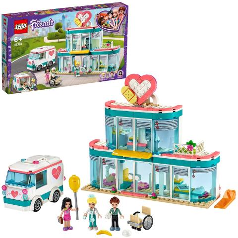低至6.7折 £14起收可可爱爱Lego 多款系列乐高限时闪促 宅家无聊拼起来