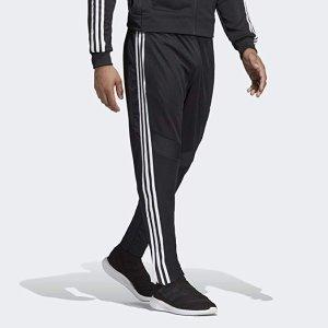 $28.45(原价$45)adidas Tiro 19 男款三条杠经典款运动裤