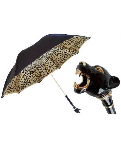 狗头手柄雨伞