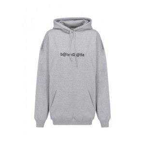 Balenciaga新款logo卫衣