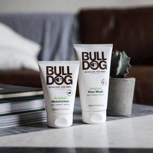 7.5折Bulldog 英国本土天然男士护肤品优惠