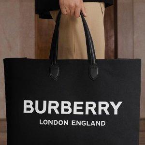 低至5折+包关税 $250收卡包Burberry 全场单品折扣好价 收经典格纹钱包