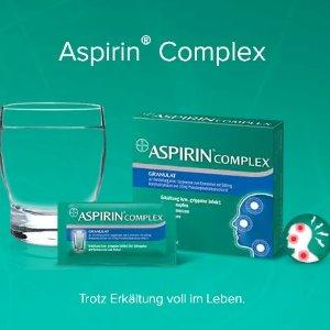 德国阿司匹林感冒冲剂 感人6.5折 特殊时期  居家常备常用药