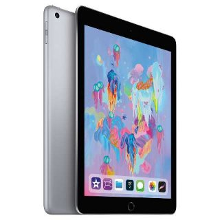 $249 金色 支持Apple Pencil补货:2018款 第六代 Apple iPad 9.7 WiFi 32GB