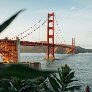 含税低至$197亚特兰大/旧金山相向往返直飞航线超低价