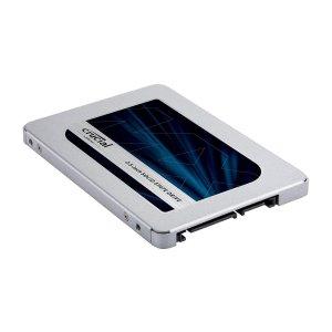 $64.23 (原价$72.99)Crucial MX500 500GB 3D NAND SATAIII 固态硬盘