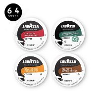 Lavazza K-Cup 4口味混合装咖啡胶囊 64颗