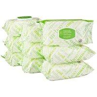 Amazon Elements 婴儿湿巾,清香型,720 片