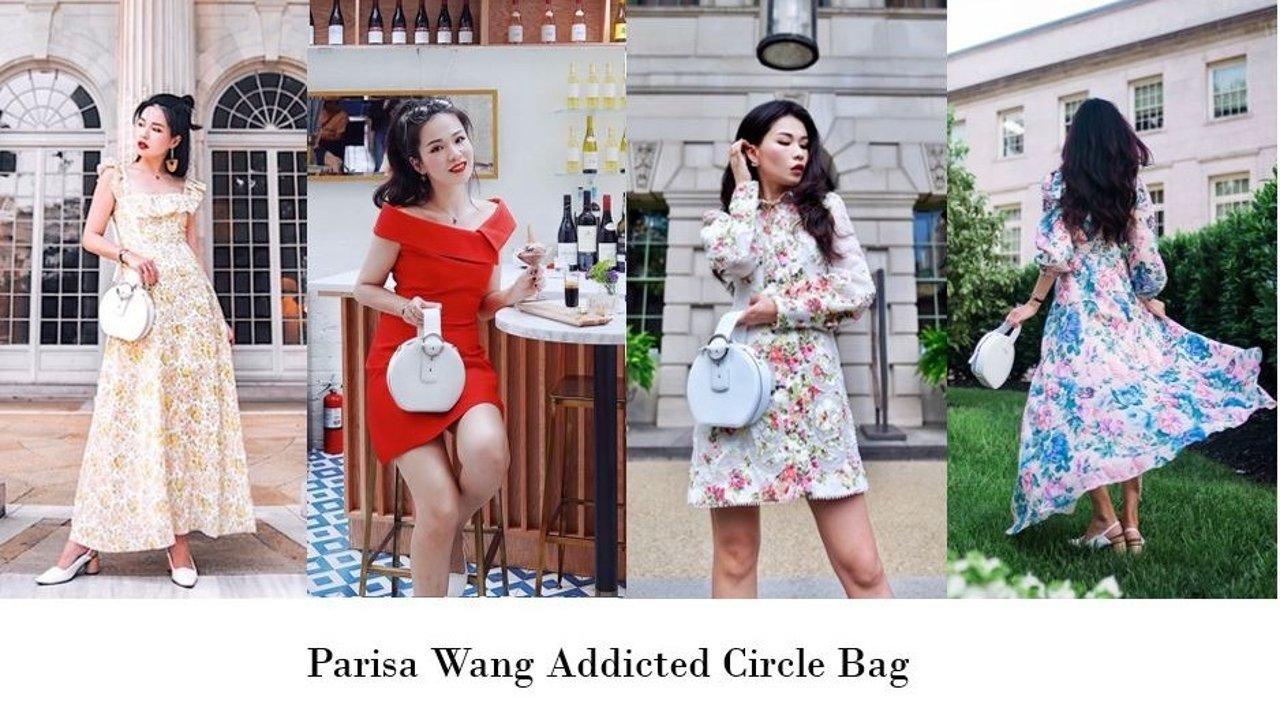 超时髦的小圆饼 | Parisa Wang Addicted Circle手袋测评👜