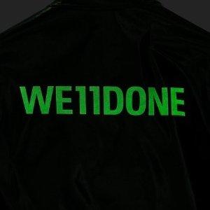 低至3.1折 新款卫衣$270最后一天:We11Done 潮牌服饰 珍珠棒球帽$95 短袖$180