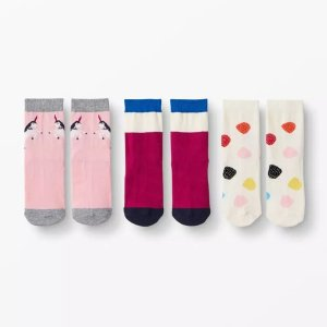 Hanna AnderssonTis The Season Socks 3 Pack