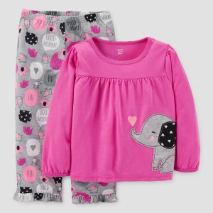 e45ad3d9b9d2 Just One You Made by Carter s Pajama Sale   Target 50% Off - Dealmoon